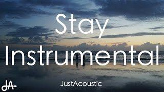 Stay Zedd, Alessia Cara Acoustic Instrumental.mp3