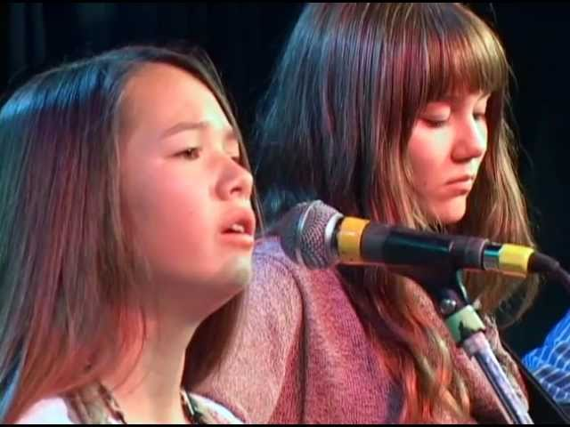 """The Tuttles and AJ  Lee """"Hickory Wind"""" Gram Parson cover"""