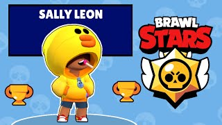 Sally Leon gekauft Brawl Stars Deutsch / German