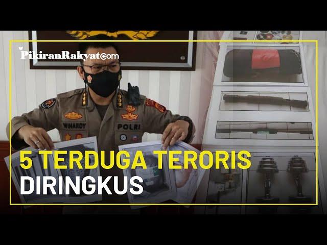 Tim Densus 88 Amankan 5 Terduga Teroris di Aceh, Salah Satunya Spesialis Pembuat Bom