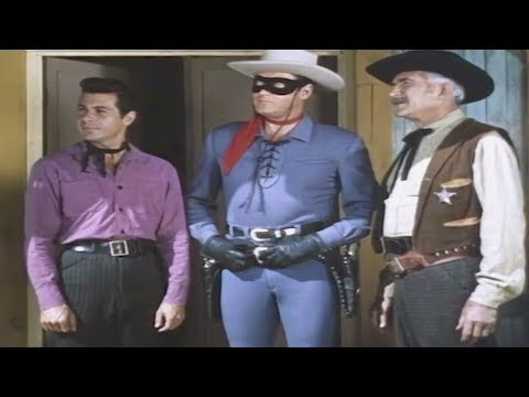 The Lone Ranger | Slim's Boy | HD | TV Series English Full Episode