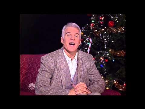 Saturday Night Live   Steve Martin's A Holiday Wish