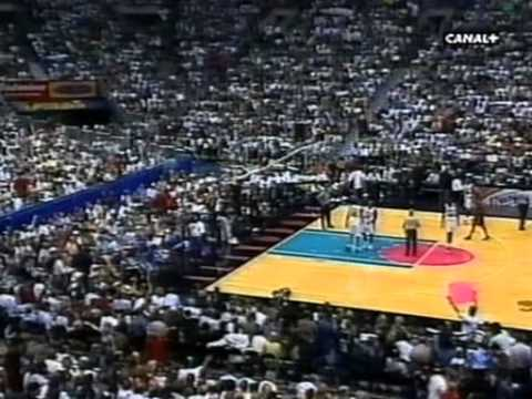 1999 San Antonio Spurs vs New York Knicks. Game 1. Part 1