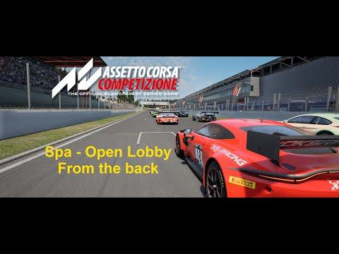 Assetto corsa competizione - Spa open lobby starting from last |