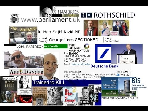 WWW Parliament UK Scams Deutsche Bank SOE cover ups HANSARD