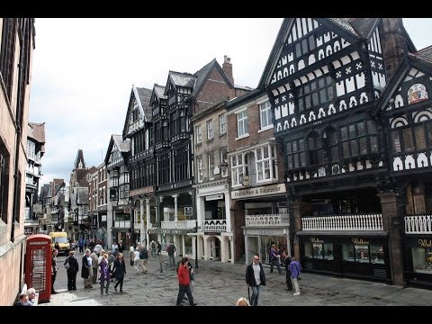 Places to see in ( Chester - UK )