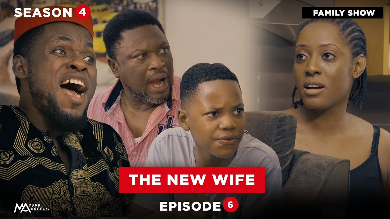 Download The New Wife - Episode 7 | Family Show | Mark Angel TV