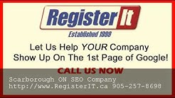 Best Toronto SEO Company Scarborough ON - 905-257-8698