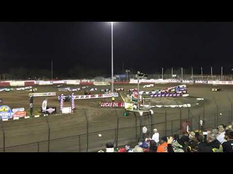 Seven abreast racing! East Bay Raceway 2019