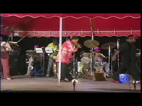 "G.B.T.V. CultureShare ARCHIVES 1993: POWDER  ""Grenada Trade Union"" (Extempo)  (HD)"