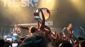 Unleash the Sky - Back to Zero (live)  @ Centralstation Darmstadt