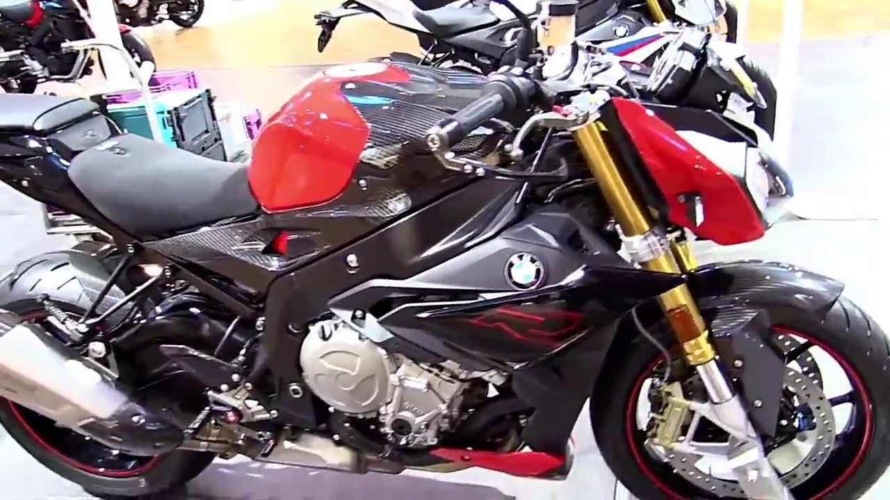 2018 BMW S1000R Limited Edition Walkaround Review Look in ...