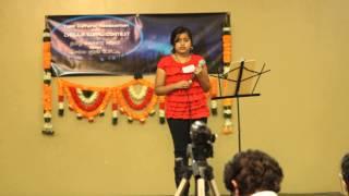 Ninaithu ninaithu - karaoke performance