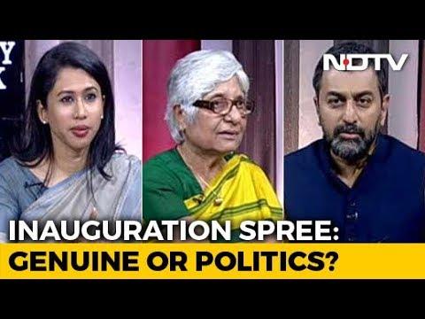 Government vs Politics: PM Blurs Lines?