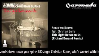 Armin van Buuren - This Light Between Us (Richard Durand Remix)