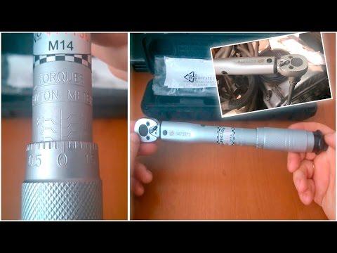 Динамометрический ключ для автомобиля - как пользоваться моментным ключом  5-25 НМ