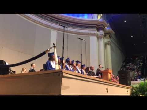 Watkins Mill High School 2017 Graduation