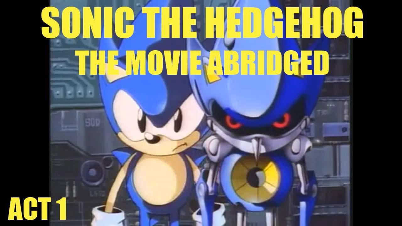 Sonic the Hedgehog: The Movie Abridged (Act1) #TIBA