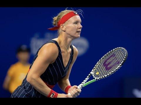 Kiki Bertens vs. Dayana Yastremska | 2019 Zhuhai Round Robin | WTA Highlights