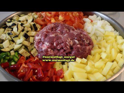 Antep Tavasi nasil yapilir Ustasından tarif, hem kolay hemde cok lezzetli yöresel yemek, Nurmutfagi