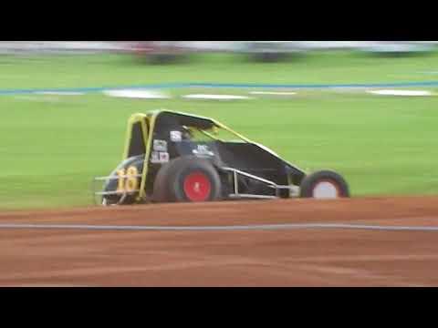 Bloomington Speedway July 4 heat