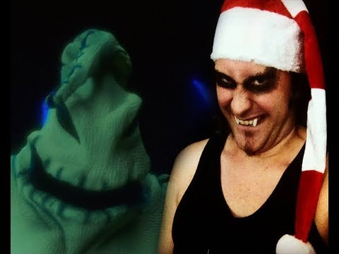 """The Oogie Boogie song (Rock/Metal cover) from """"The Nightmare before Christmas"""""""