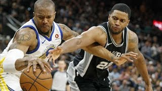 Rudy Gay to the Warriors? Opts Out, Jamal Crawford 2018 NBA Free Agency