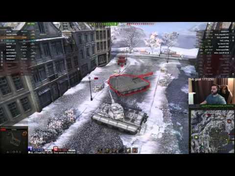 World of Tanks - E50m is weak