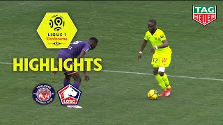 Toulouse FC - LOSC ( 0-0 ) - Highlights - (TFC - LOSC) / 2018-19
