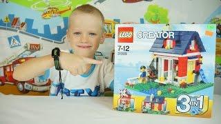 ЛЕГО Конструктор. Игры для мальчиков. Собираем Дом из LEGO. Видео для детей(Мальчишки обожают Конструктор! И ЛЕГО, конечно, здесь вне конкурса... LEGO - это игры для мальчиков, развивающие..., 2015-11-02T04:13:44.000Z)