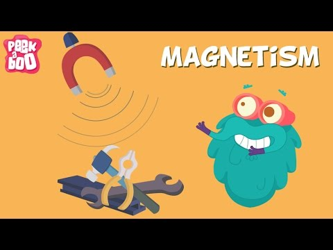 Magnetism | The Dr. Binocs Show | Educational Videos For Kids