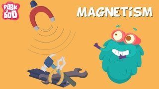 Magnetism | The Dr. Binocs Show | Learn Series For Kids