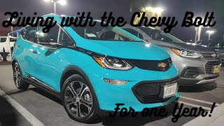 "JYR Reviews ""Living with the Chevy Bolt"""