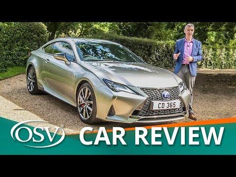 Lexus RC 2019 a car really worth considering?