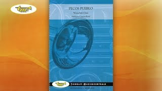 Pecos Pueblo - Concert Band - Wong - Tierolff