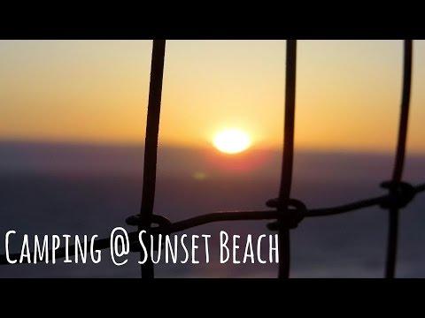Camping Sunset Beach 2015