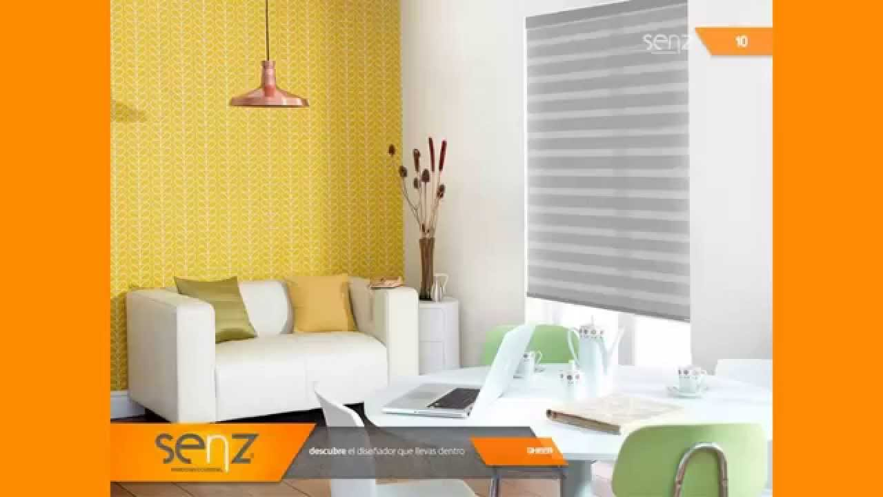 Decoraci n de interiores como utilizar los colores para for Cortinas interiores casa