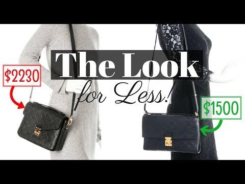 THE LOOK FOR LESS  |  Designer Dupes for the Pochette Metis, Hermes Kelly & More  |  KWSHOPS