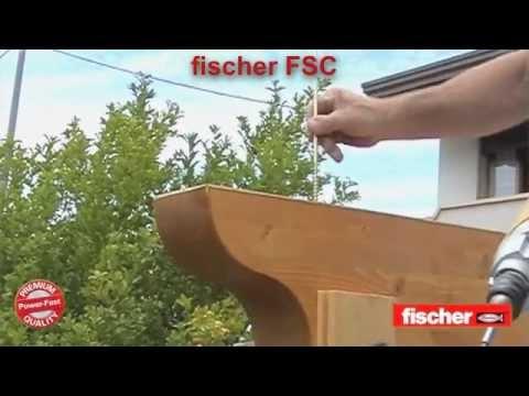 fischer Viti Power Fast - struttura in legno da assemblare ...