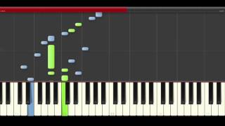 Claude Debussy Le Petit Negre Little Nigar  Negrito piano midi tutorial sheet partitura cover app