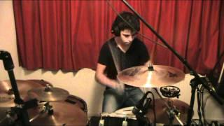 Primus - Here Come The Bastards   Drum cover by Domenico