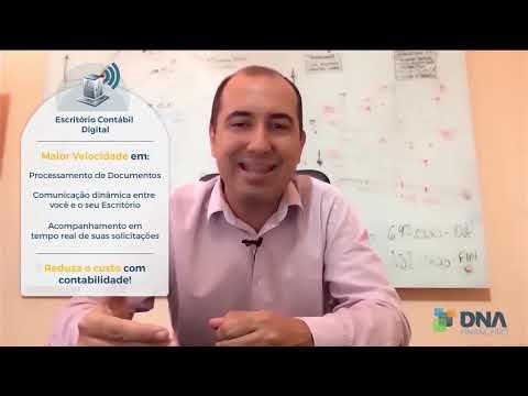 Contabilidade Online DNA Financeiro - Diferenças entre Contabilidade Tradicional e Online.