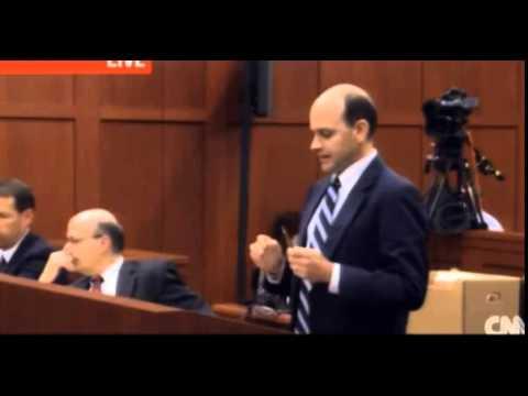 Argument from Scott D. Ponce regarding the Zimmerman gag order!
