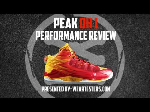 PEAK DH1 Performance Review - Weartesters.com