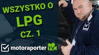 Rzeczoznawca samochodowy - sprawdzenie samochodu przed zakupem #3 - wszystko o LPG cz. 1