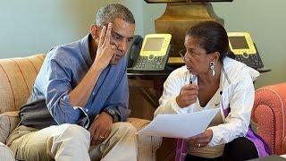 OBAMA ORDERED SUSAN RICE TO UNMASK TRUMP NAMES: Rice Took Orders From Obama to Unmask