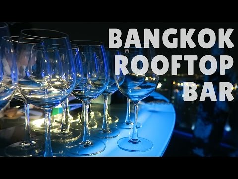 BEST Bangkok Rooftop Bar