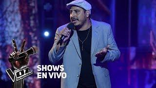 """Shows en vivo #TeamSole: Darío Lazarte canta """"Cor..."""