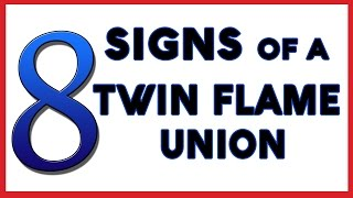 8 SIGNS of a TRUE TWIN FLAME UNION | Jeff and Shaleia