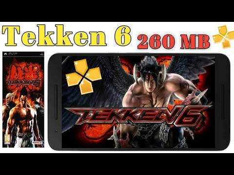 Download Tekken 6 Psp Highly Compressed 260 Mb Any Android